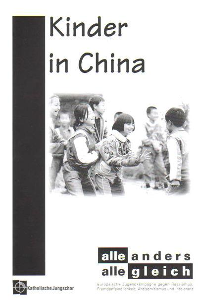 Kinder in China - Mappe